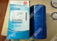 China SDLG Wheel loader parts, 4110000589001 612600081334 fuel filter, fuel filter for weichai engine factory