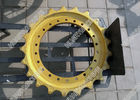 Sany excavator parts, SY215-9 Drive sprocket, excavator undercarriage parts