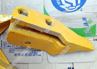 XCMG wheel loader parts, 400403376 400403377 side teeth, LW180 side teeth
