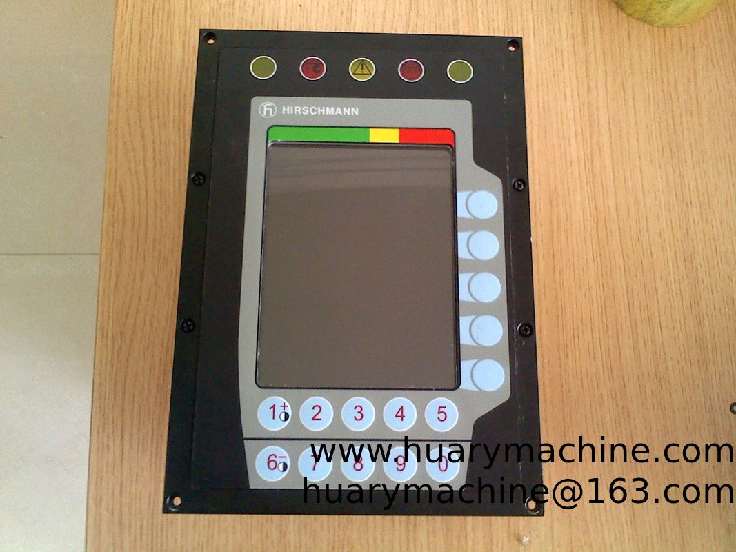 hirschmann IC3600 DISPLAYER SCREEN for XCMG crane