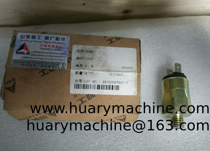 29160007631  sensor for SDLG wheel loader
