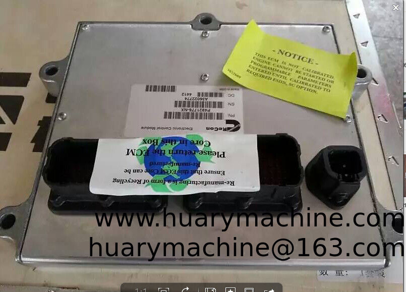 4921776 ECM controller for CUMMINS QSB6.7 QSB4.5 engine