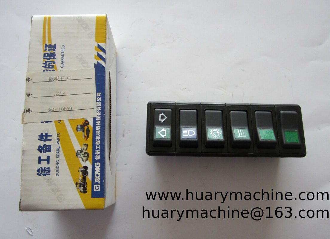 860110859 switch for XCMG wheel loader