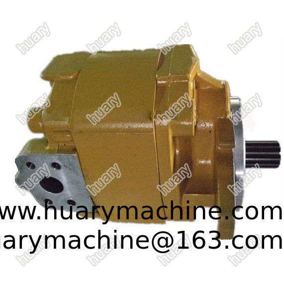 Shangong SEM Wheel loader spare parts CBGj2080/1010 working hydraulic tandem gear pump