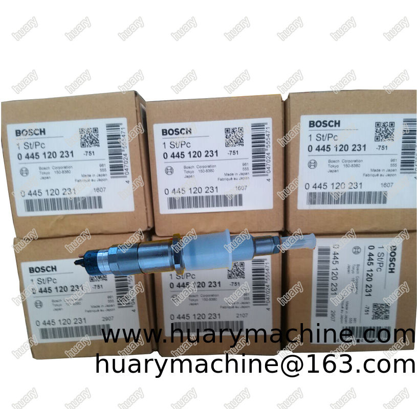 QSB6.7 Bosch common rail injector 0445120231 5263262 Bosch Injector