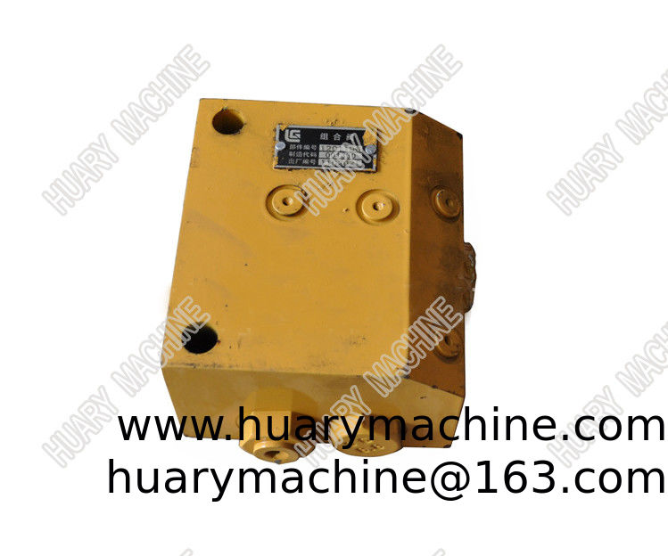LIUGONG Wheel loader parts,  12C1196X0  Combination valve
