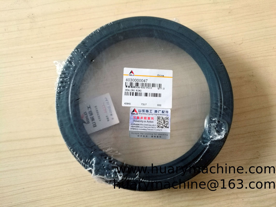 SDLG Wheel loader parts, 4030000047 HG4-692-PD15 SEALING RING
