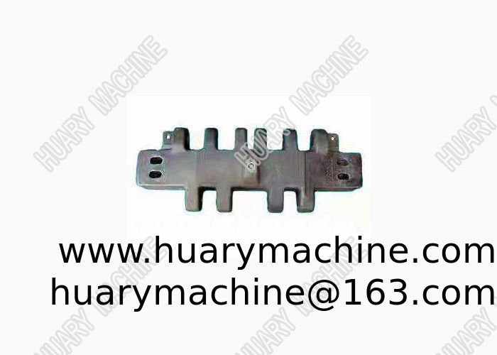 Zoomlion Puyuan crawler crane parts,  QUY350-24-4A  Chain plate