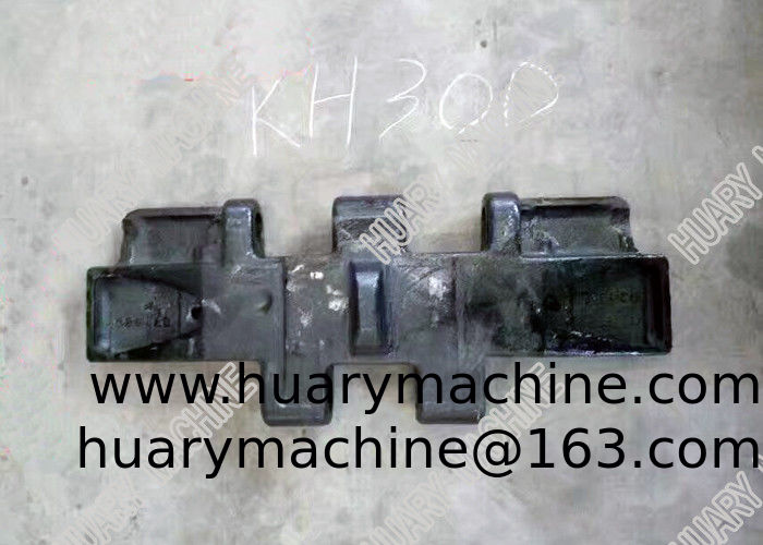 Hitachi crawler crane parts, KH300  Chain plate