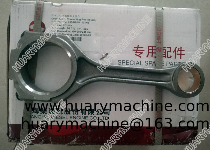 SHANGCHAI engine parts, C05AB-8N1721+B connecting rod
