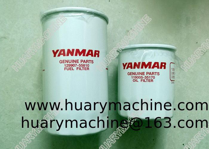 Yanmar engine parts, sp149173 filter,129907-55810 filter, 119005-35170 filter