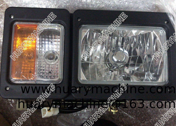 LIUGONG Wheel loader parts, 32B0099 Front lamp, CLG856 Front light