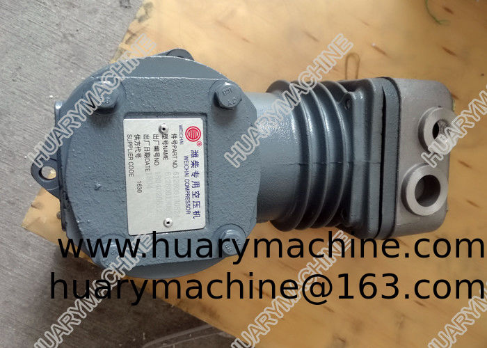 WEICHAI engine parts, 612600130524 air compressor, WD615 engine air compressor