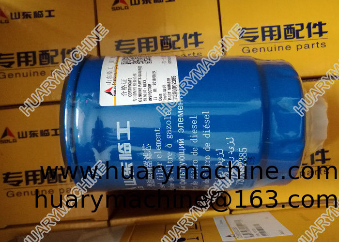 SDLG Wheel loader parts, 7200002385  13020488 fuel filter