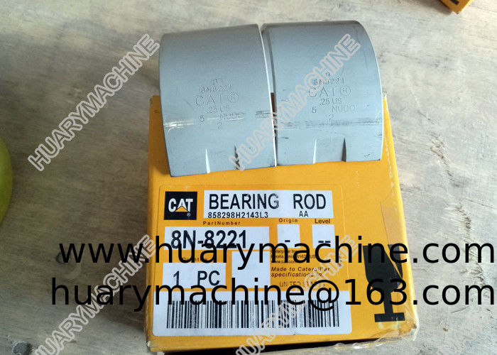 CAT engine parts, 8N8221 main rod bearing, shangchai main rod bearing