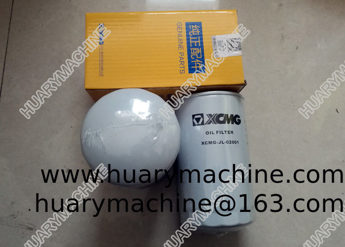 XCMG Excavator parts, 800151027 oil filter, XCMG-JL-02001 oil filter