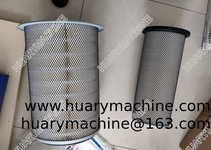 SHANTUI bulldozer parts, 6127-81-7412T air filter