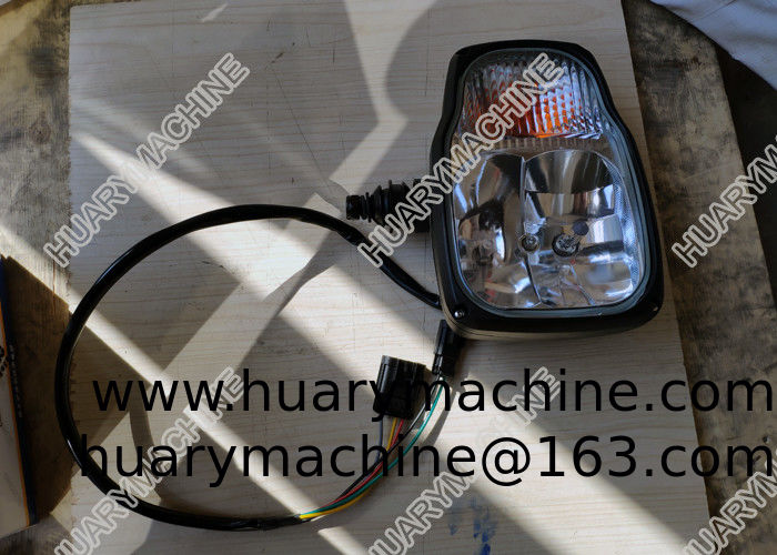 XCMG wheel loader parts, 803546482 work lamp, front lamp