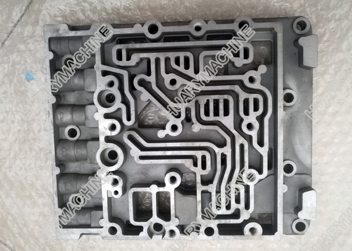 ZF Transmission parts, 4644306365 4644 306 365 valve plate, duct
