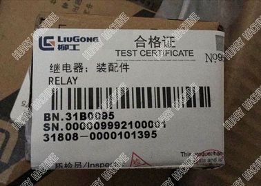 China LIUGONG spare parts, 31B0095 Relay, 0332209211 BOSCH relay distributor