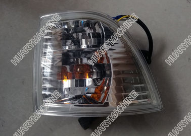 China XCMG truck crane  parts,  QY25K turn signal lamp, side signal lamp distributor