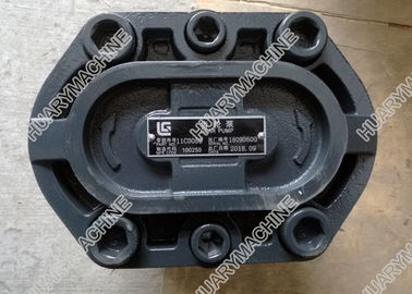 China LIUGONG wheel loader parts, 11c0055 gear pump, CBGJ3100 gear pump distributor