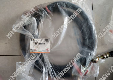 China LIUGONG wheel loader parts, 06c4789 fuel pipe, fuel hose distributor