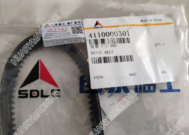 China SDLG Wheel loader parts, 4110000301 drive belt distributor