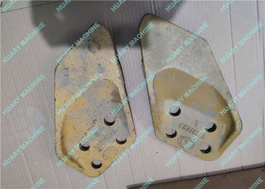 China XCMG wheel loader parts, 801906049 XE150 side teeth,Edge tooth distributor